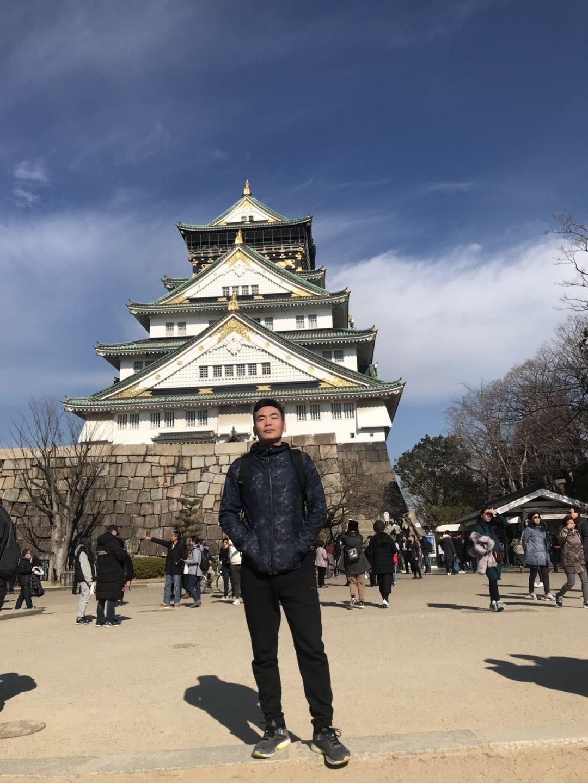 四天三夜,大阪购物,京都游玩之旅。。。